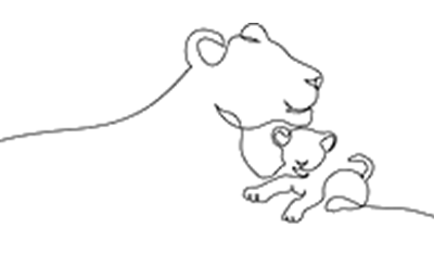Mothers raise their Cubs to become Lions